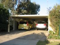 Before - Side Roll Garage Roller Doors